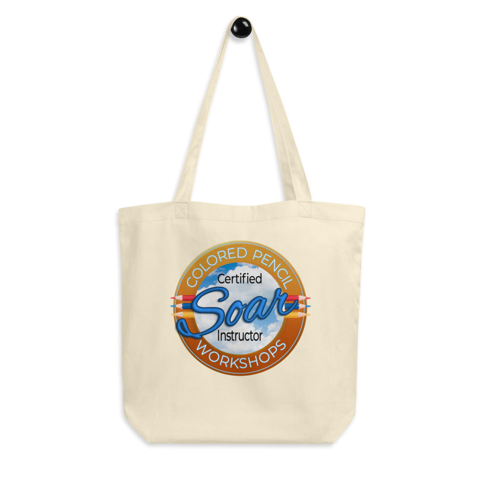 Official SOAR Instructor Cotton Tote Bag