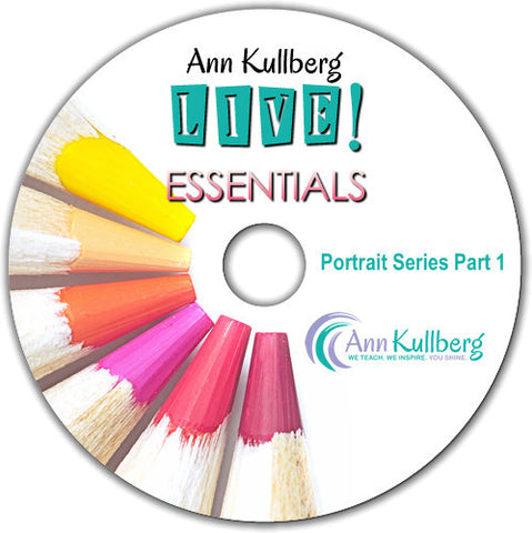 Portrait Video Series - Set of 3 Videos