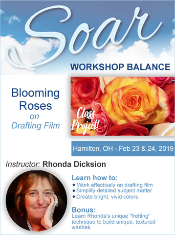 SOAR Workshop Balance - Rhonda Dicksion, Hamilton, OH