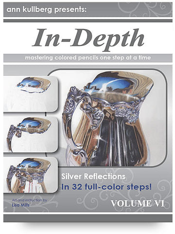 Silver Reflections: In-Depth Tutorial-In-Depth Project Kits-Ann Kullberg