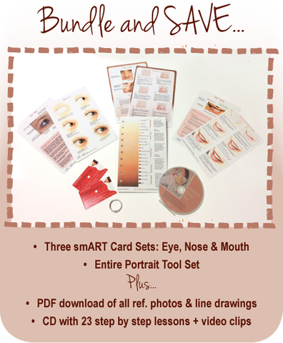 smART Portraits Bundle