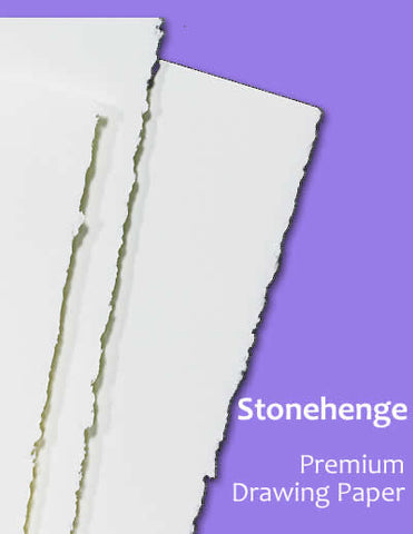 Stonehenge Paper: Premium Drawing Paper-Colored Pencil Project Kits-Ann Kullberg