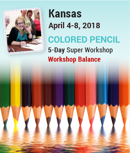 Wichita, KS Super Workshop Balance-Workshop Deposits-Ann Kullberg