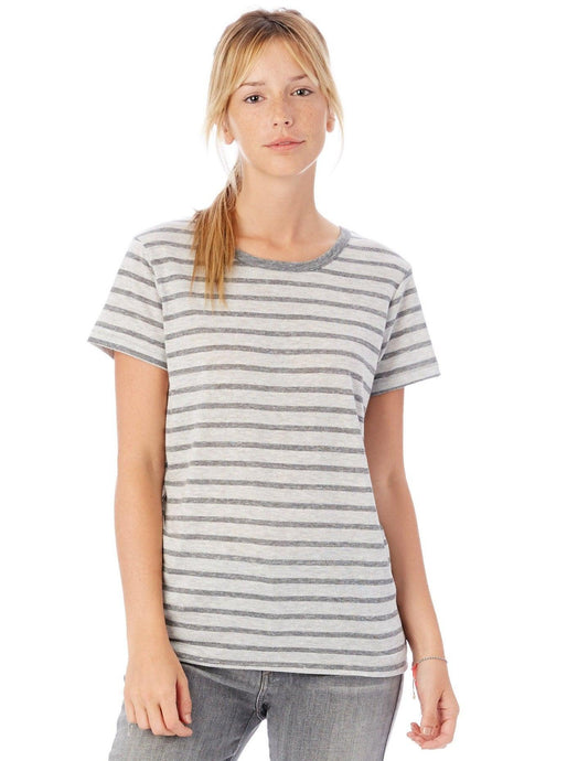 Striped T-shirt : LIMITED Uni-T