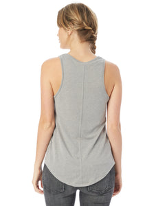 Breathe Vintage Washed Tank Top for Women Uni-T