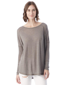 Ramble Eco-Gauze Raglan Tunic : LIMITED Uni-T