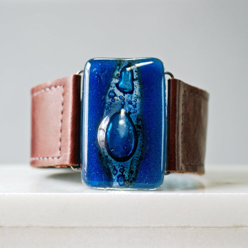 fused-recycled-glass-2-reclaimed-leather-cuff
