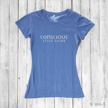 Conscious Style Guide: Soft Fitted T-shirt (Choose Color)