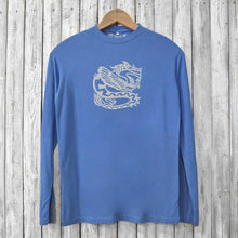 Ancient Dragon Long Sleeve T-shirts for Men Uni-T