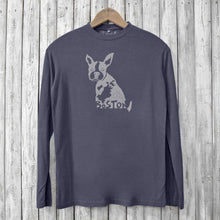 Boston, Long Sleeve T-shirts for Men Uni-T
