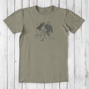 Rooster T-shirt | Chicken Shirts |  Unique Eco-friendly T-shirts
