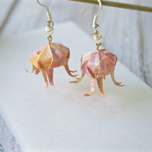 Origami Jellyfish Earrings Uni-T
