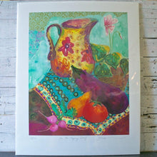 On the Gypsy Scarf - Giclee Print Uni-T