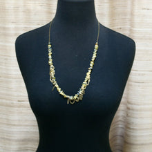 Turquoise & Chain Necklace Uni-T