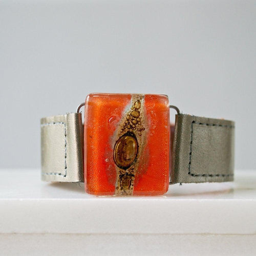 Fused Recycled Glass 0.75