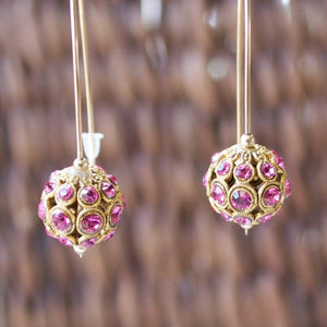 Swarovski Hot Moroccan Night Earrings Uni-T