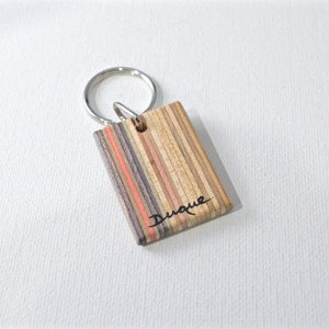 Skateboard Key Chain Uni-T