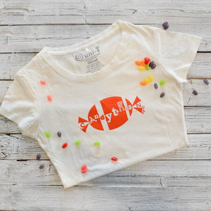 CANDYTARIAN - Funny Graphic Tees for Women Uni-T