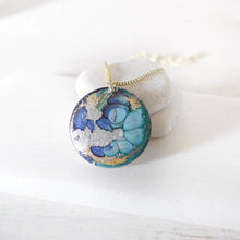 Round Enamel Necklace Uni-T