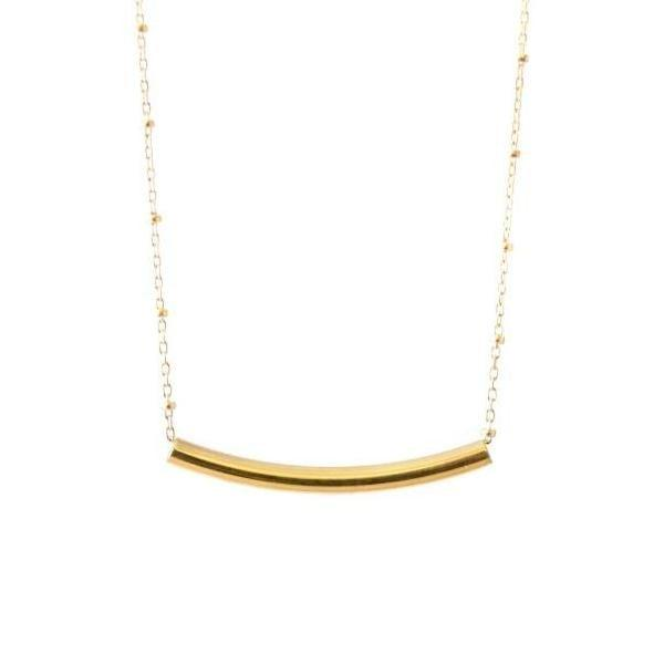 golden-tube-on-thin-gold-fill-chain