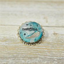 Bottle Cap Pins Uni-T