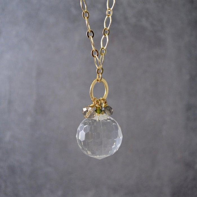Crystal Ball Necklace Uni-T