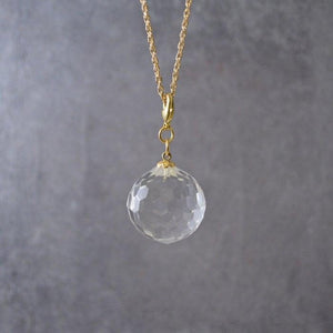 Crystal Ball Necklace - Uni-T
