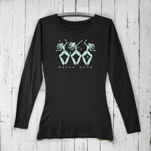 DANCE MORE Long Sleeve T-shirt for Women Uni-T