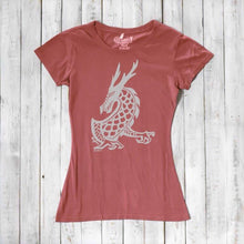 Dragon Shirt for Women | Bamboo & Organic T-shirt | Graphic Tee - Uni-T