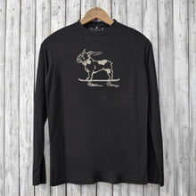 French Bulldog, Long Sleeve T-shirts for Men Uni-T