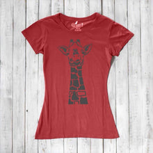 GIRAFFE T shirt for Women