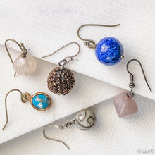 Vintage Inspired Earrings Collection Uni-T