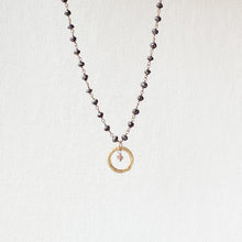 Gold Ring & Semi Precious Stone Necklaces Uni-T