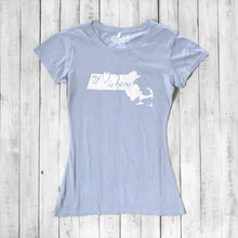Massachusetts T-shirts | Eco Clothing | Urban T-shirts