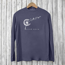 Wish More Long Sleeve T-shirts for Men Uni-T