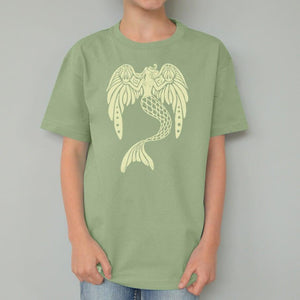 Mermaid T-shirt for Kids Uni-T