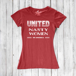 United Nasty Women of America T-shirt