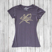 OCTOPUS T-shirt for Women Uni-T