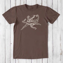 OCTOPUS  T shirt | Eco-friendly T shirts | Bamboo & Organic Cotton Tee
