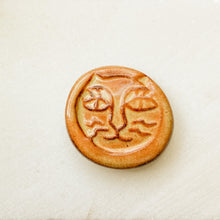 Cat Face - Reminder Stones, Worry Stone Uni-T Small Gifts