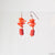 Coral Earrings Uni-T Earrings
