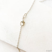 Silver Ball Line Necklace, Precious Metal 99% Silver Clay with Sterling Silver Chain