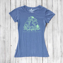 Recycle Logo T-shirts | Recycle Symbol | Eco-friendly Clothing - Uni-T