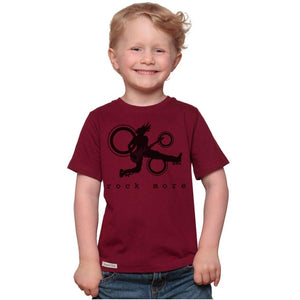 Rock n Roll T-shirt for Kids, Rock More Uni-T