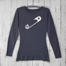 Safety Pin T-shirt for Women Uni-T