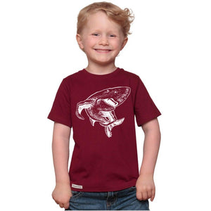 Shark T-shirt for Kids Uni-T