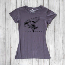 Shark T-shirt | Anniversary Gift Idea | Eco Friendly Clothing