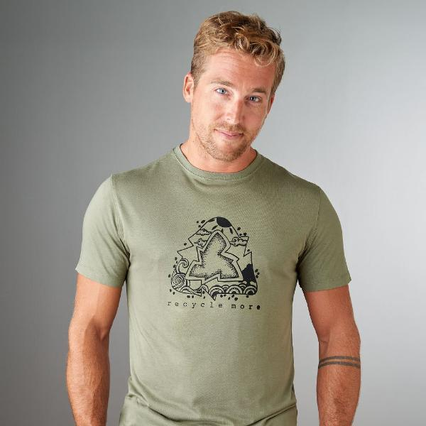 Recycle T shirts | Eco-friendly Clothing | Environmental T shirt