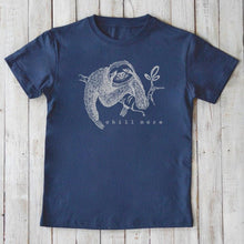 Chill More - Organic Cotton T-shirt for Kids Uni-T