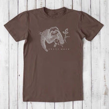 Sloth T shirts for Men | Bamboo & Organic Cotton Tee | Sloth Lover